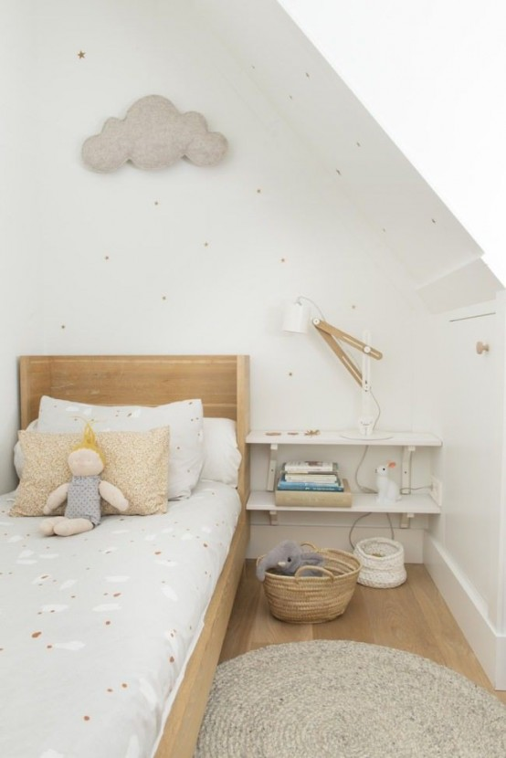 Decora la habitaci n de los peques en estilo escandinavo for Alfombras estilo escandinavo