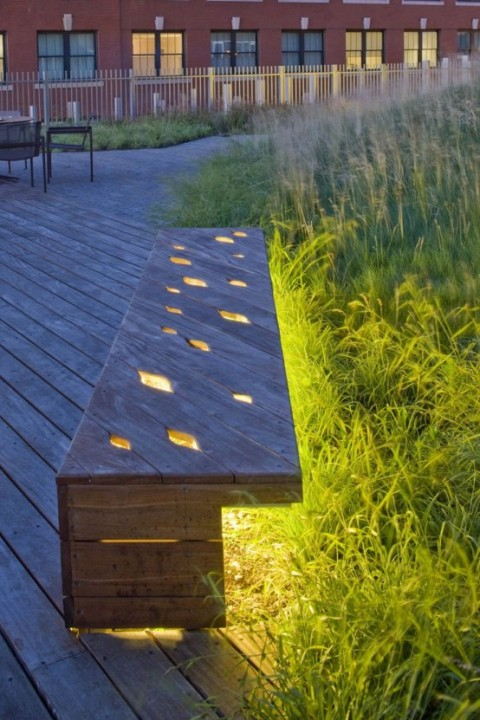 Iluminacion de exterior original y creativa 12 gu a para - Iluminacion original ...
