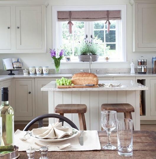 Imprescindibles en una cocina de estilo shabby chic for Cocinas shabby chic