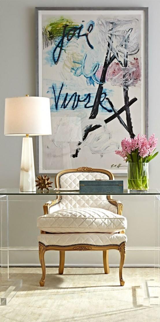 C mo incorporar sillas antiguas a la decoraci n moderna for Sillas para habitacion