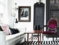 imagen Cómo incorporar sillas antiguas a la decoración moderna