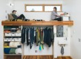 imagen Ingeniosas y originales formas de guardar la ropa