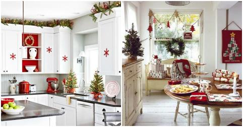 C mo decorar tu cocina para navidad for Como decorar mi cocina