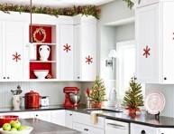 imagen Cómo decorar tu cocina para Navidad