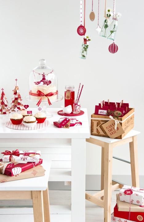 Esta navidad decora tu cocina con estilo 14 gu a para for Cocina de navidad con sara