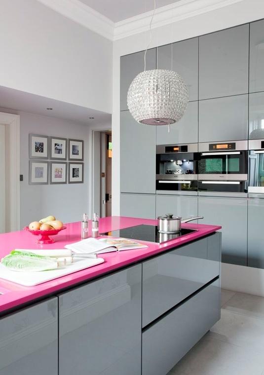 cocinas con glamour 03 gu a para decorar On cocinas con glamour