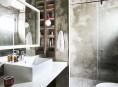 imagen Cuartos de baño industriales, vintage y minimalistas
