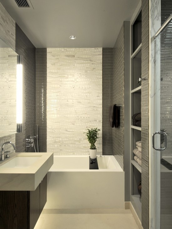 Baños Elegantes Pequenos:Cool Small Bathroom Design Ideas