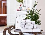 imagen Ideas para una decoración navideña de estilo rústico