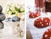 imagen Propuestas para crear centros de mesa navideños