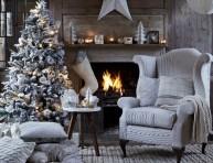 imagen Diferentes tonos de gris para decorar tu Navidad