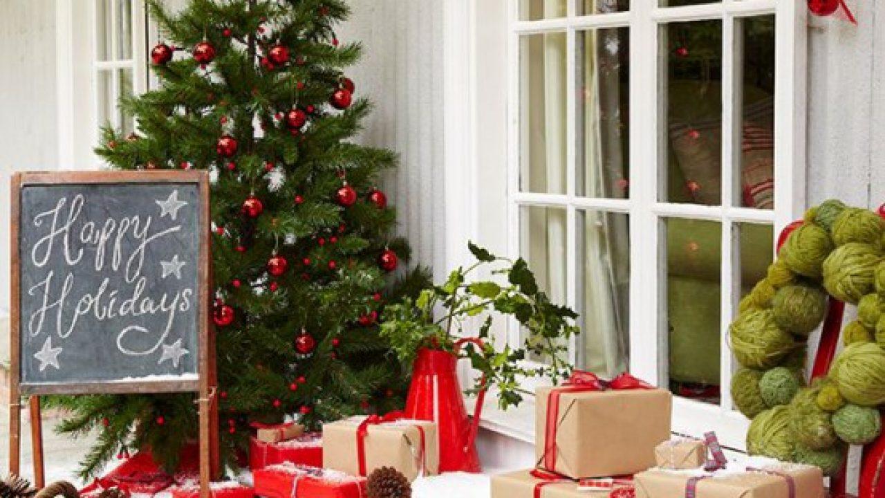 Ideas Para Decorar Puertas En Navidad.Ideas Para Decorar La Puerta De Casa Esta Navidad