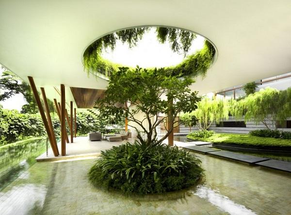 Jardines colgantes para tu hogar for Jardines de hogar