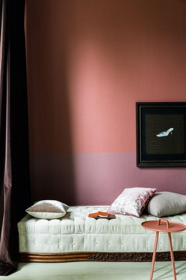 Ideas creativas para pintar las paredes de la casa - Pintar facil paredes ...