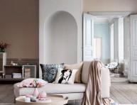 imagen 18 ideas para decorar con el rosa 'quartz' de Pantone