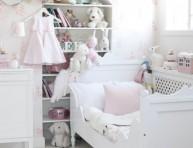 imagen Bellas habitaciones infantiles en estilo shabby chic