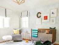 imagen Una habitación para bebé con mucho estilo
