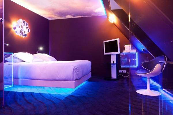 12 impresionantes y lujosas habitaciones de hotel for Hoteles con habitaciones comunicadas