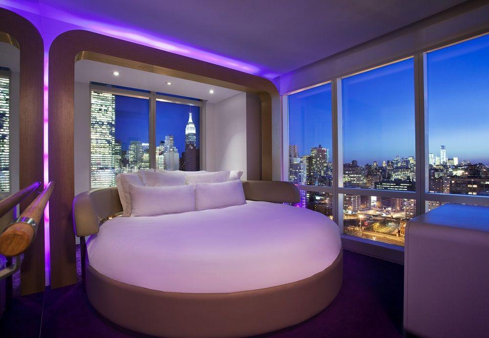 12 impresionantes y lujosas habitaciones de hotel