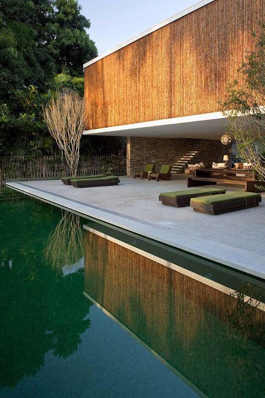 18 inspiraciones para una terraza minimalista