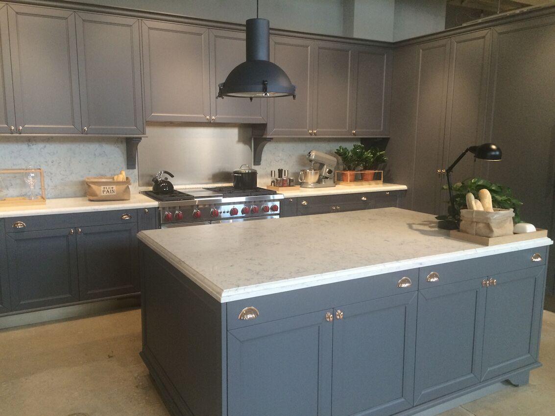 20 combinaciones de color para cocinas modernas - Colores recomendados para cocinas ...