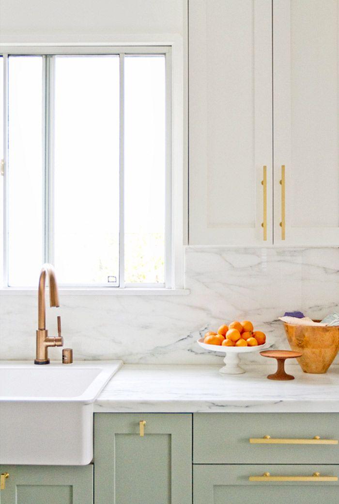 20 combinaciones de color para cocinas modernas - Cocinas modernas colores ...