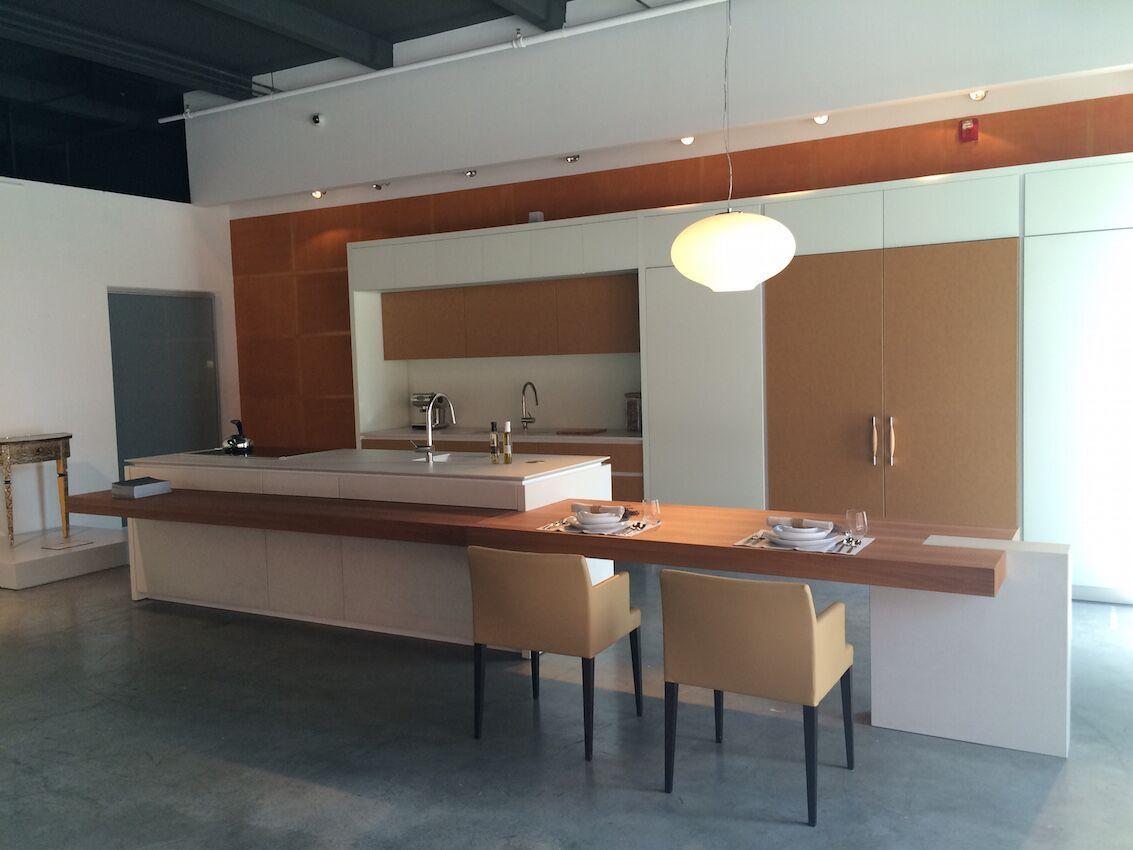 20 combinaciones de color para cocinas modernas. Black Bedroom Furniture Sets. Home Design Ideas