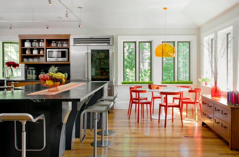 20 Combinaciones De Color Para Cocinas Modernas
