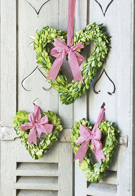 Ideas para decorar el exterior en san valent n - Decoracion para san valentin ...