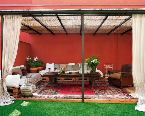 Patios de estilo marroquí 2
