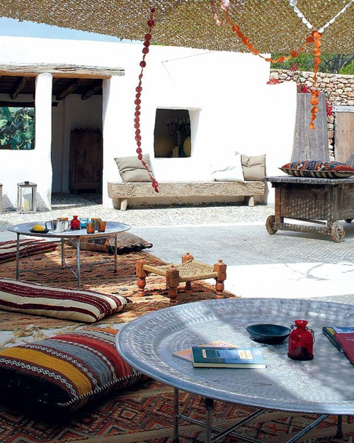 Patios de estilo marroquí 3