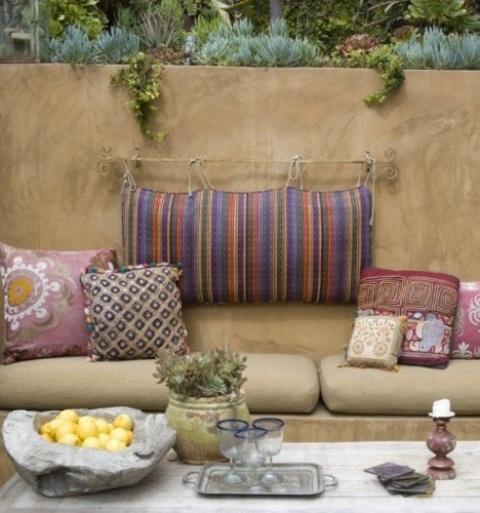 Patios de estilo marroquí 15