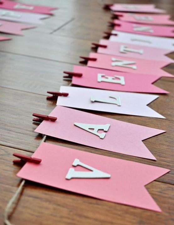 Ideas De Decoracion En Rosa Para San Valentin - Decoracion-san-valentin
