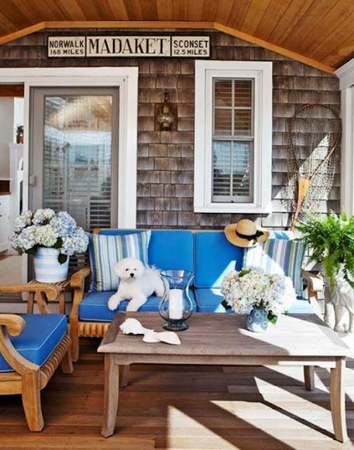 Ideas para decorar tu patio en tonos pastel for Decorar patio exterior