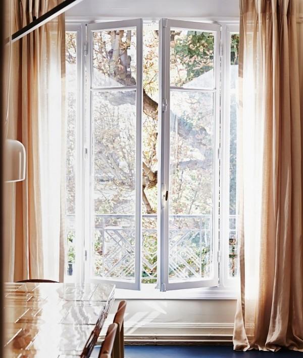 Reglas b sicas para colgar cortinas y estores - Todo cortinas y estores ...