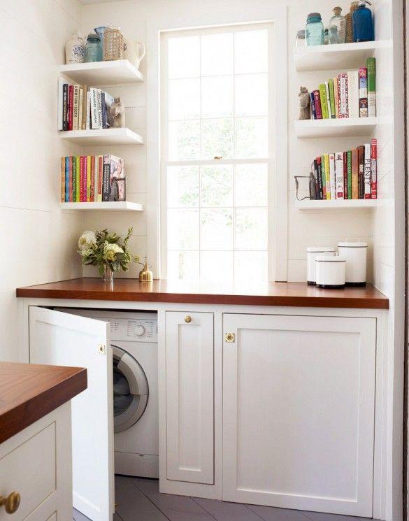 Lavadora en la cocina perfect lavadora en la cocina with lavadora en la cocina cocina para - Lavadora en la cocina ...