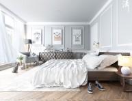 imagen Habitaciones decoradas en estilo escandinavo