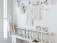 imagen Ideas para decorar el recibidor en estilo shabby chic