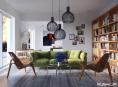 imagen 20 salas de estar de concepto abierto