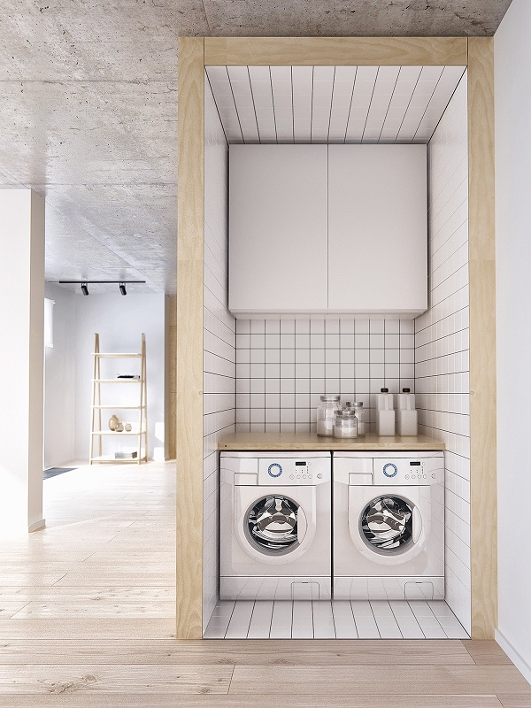 Lavander as para casas de estilo contempor neo Decoracion de casas contemporaneas
