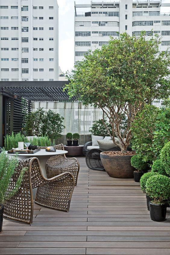 Algunas ideas para un jardin de altura 11 gu a para decorar for Guia jardin noble 2016