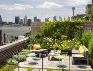 imagen Crea un jardín en tu terraza