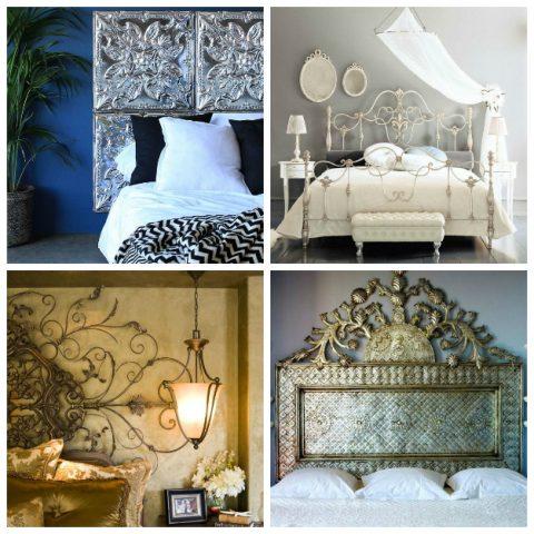 Collage cabeceros gu a para decorar - Cabeceros metalicos para camas ...