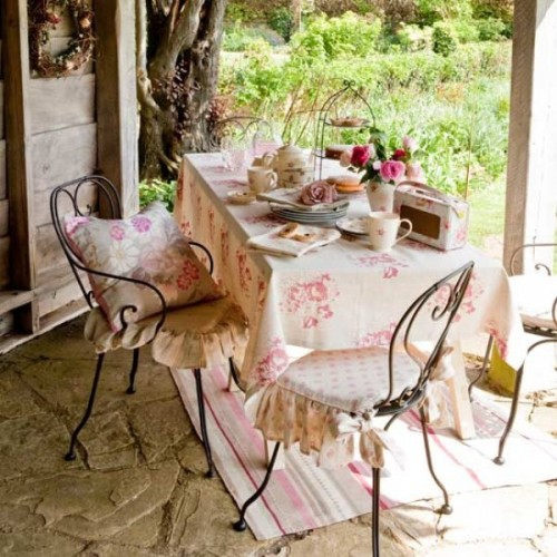 Ideas para decorar tu jardin con telas 18 gu a para decorar - Ideas para decorar tu jardin ...