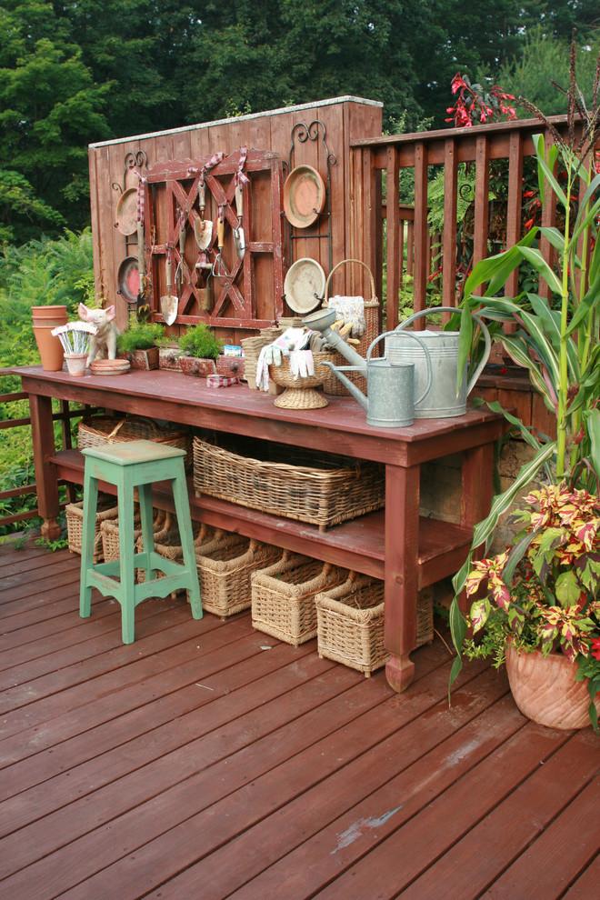 Ideas para una mesa de trabajo de jardiner a - Ideas para jardineria ...