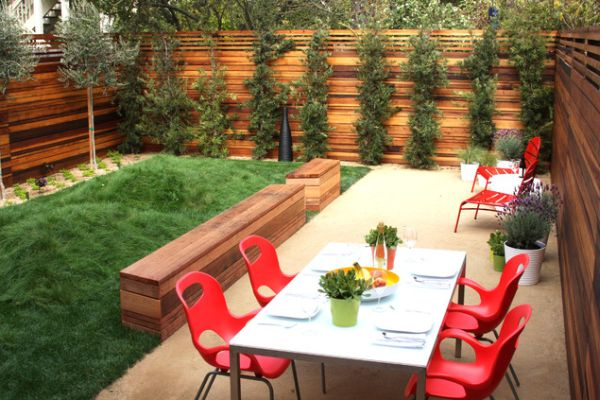 10 ideas para decorar un patio peque o for Como arreglar un jardin pequeno