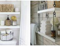 imagen Estanterías y armarios para el cuarto de baño