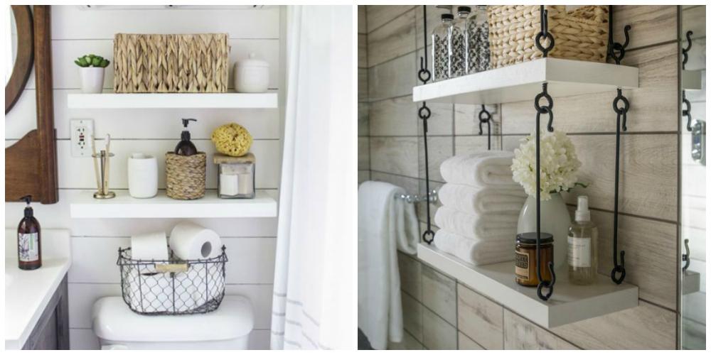 Armarios De Baño De Colgar:Estanterías y armarios para el cuarto de baño