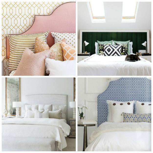 Gu a para decorar decoraci n de interiores ideas y - Cabeceros tapizados fotos ...