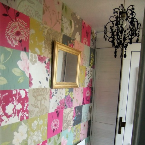 Decora tus paredes con patchwork - Decora tus paredes ...